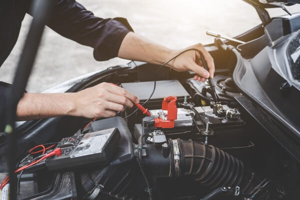auto electrical service battery Sioux Falls, SD