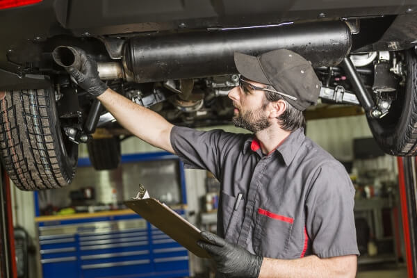exhaust system muffler repair and replacement Sioux Falls
